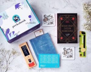 peekabook paket plavi ured