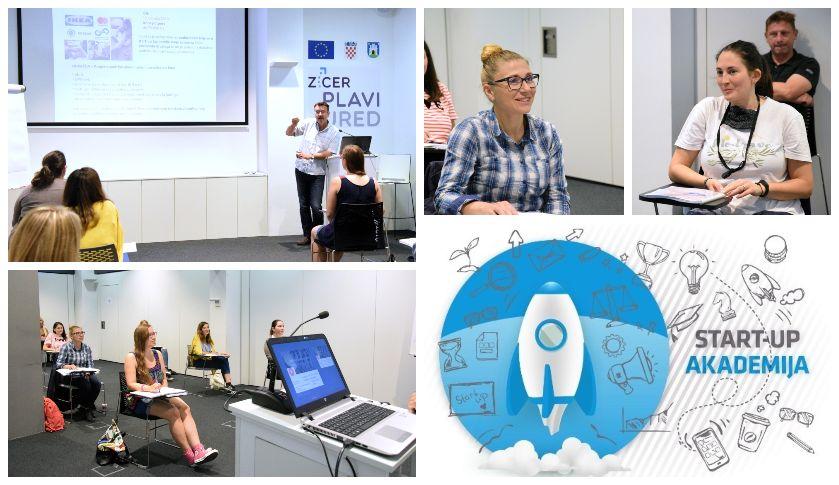 startup akademija ime plavi ured