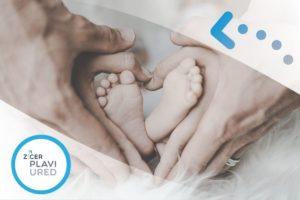 pausalni obrt i rodiljni ili roditeljski dopust plavi ured