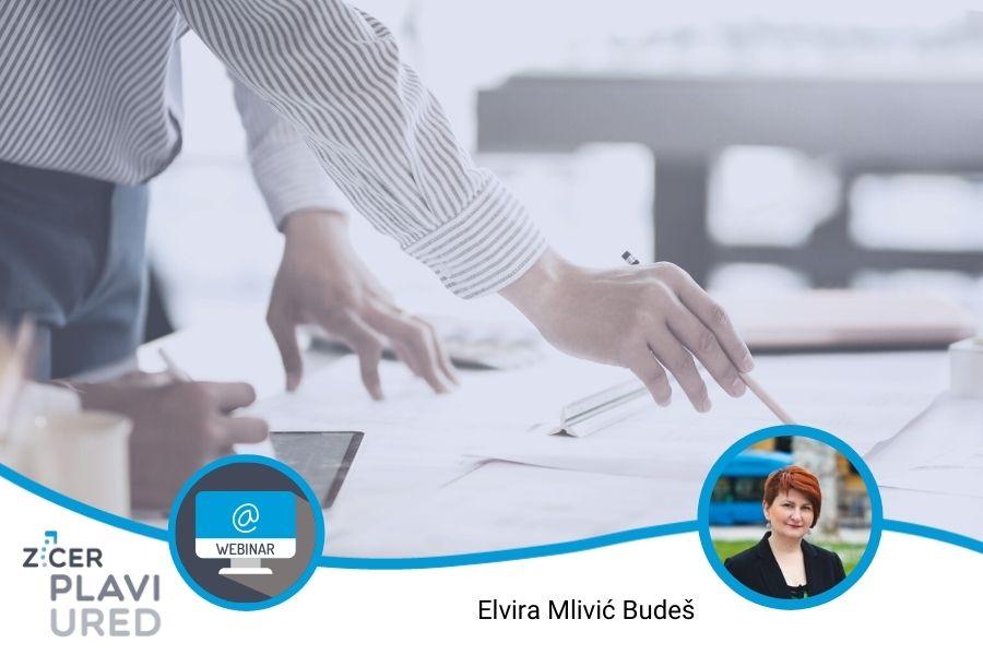 organizirati uspjesne sastanke plavi ured webinar