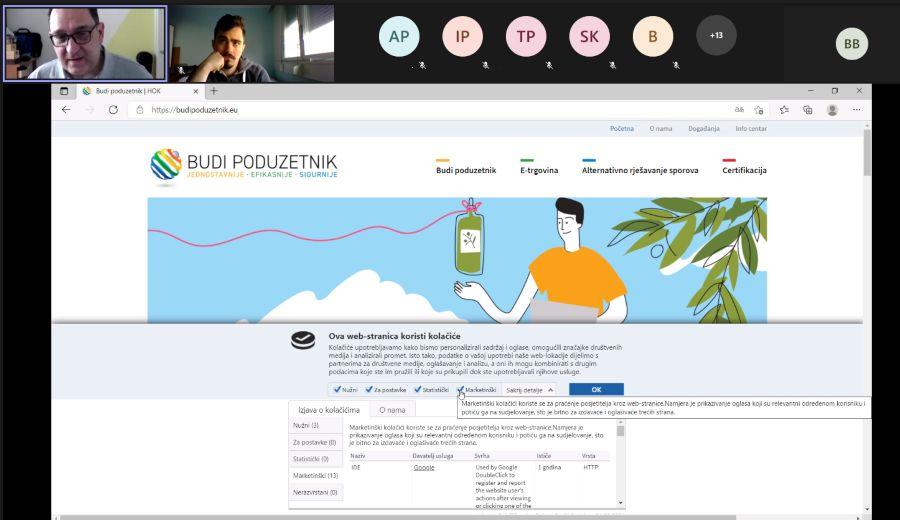 tekst za web trgovinu sinisa begovic plavi ured